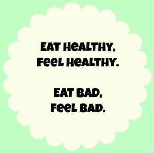 Quote On Eating Healthy Healthy Eating Quotes Quotesgram